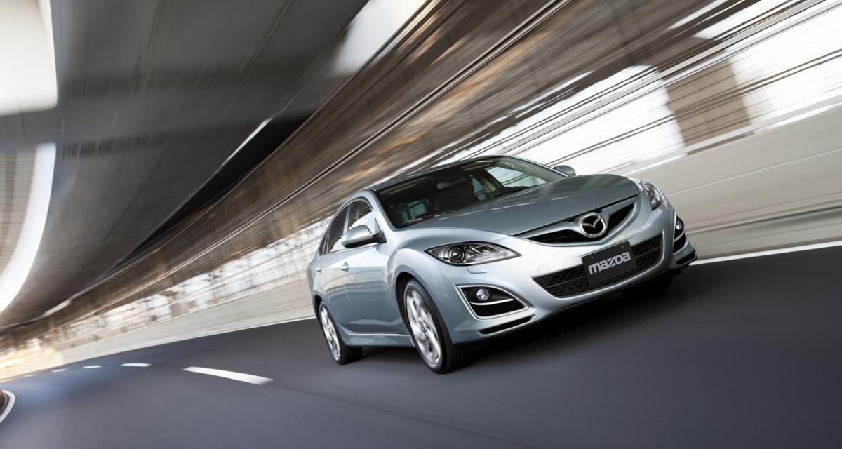 Salon de Genève 2010 : Mazda6 restylée