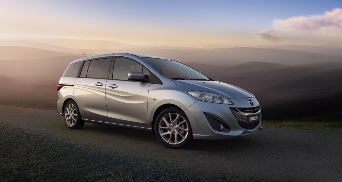Salon de Genève 2010 : Mazda5