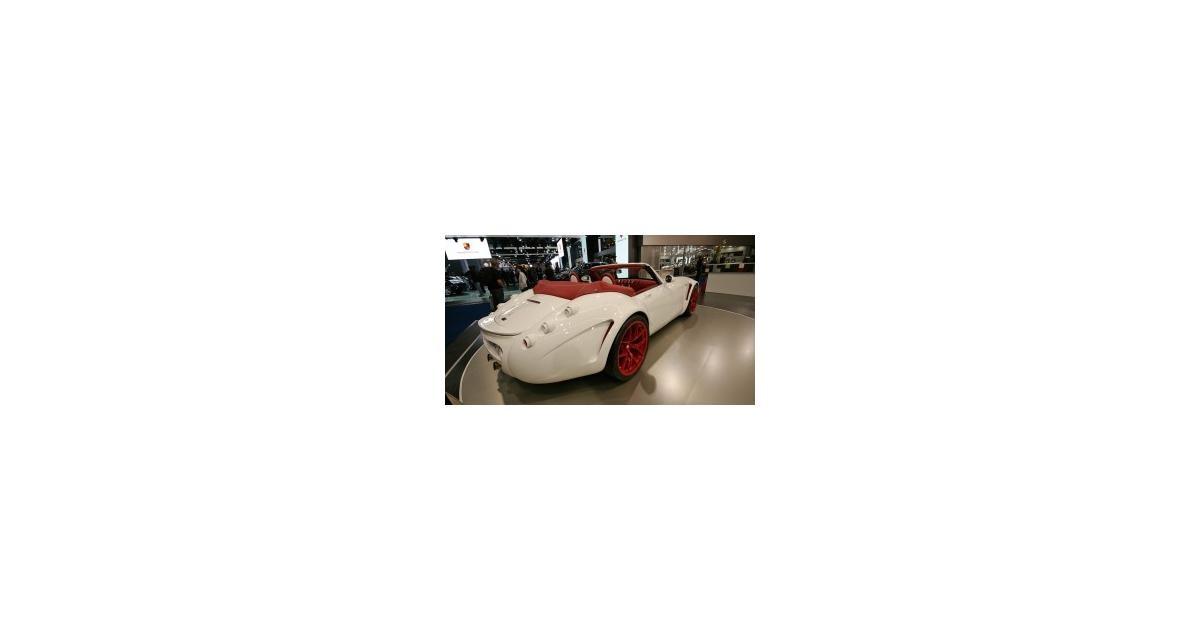Wiesmann MF5 Roadster : 507 chevaux en liberté