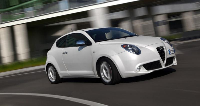 Francfort 2009 : Alfa Romeo MiTo Quadrifoglio Verde