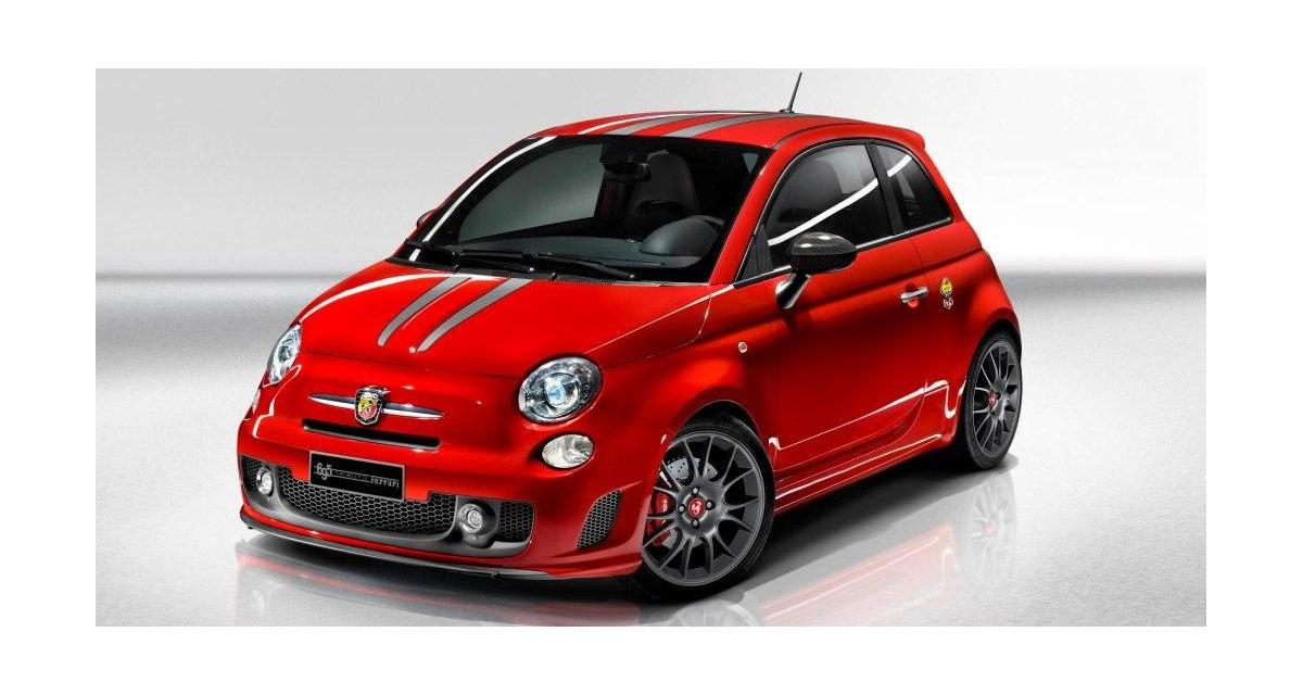 fiat 500 rouge. Black Bedroom Furniture Sets. Home Design Ideas