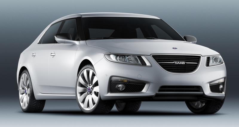 Nouvelle Saab 9-5 : s'inventer un avenir