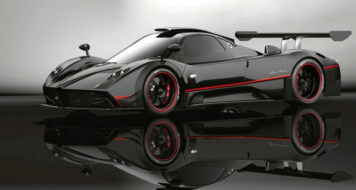 gen ve 2009 pagani zonda r pistarde ultime. Black Bedroom Furniture Sets. Home Design Ideas