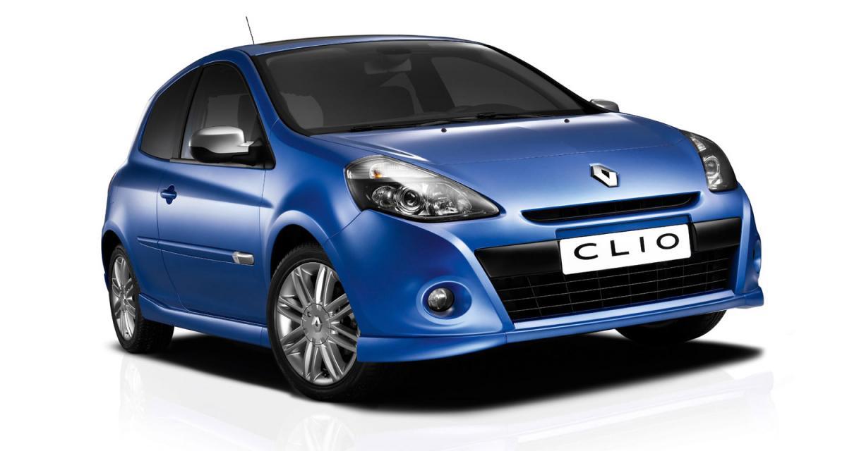 Genève 2009 : Renault Clio III phase 2
