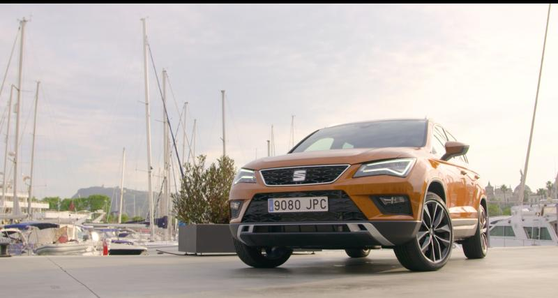 Seat Ateca : week-end VIP