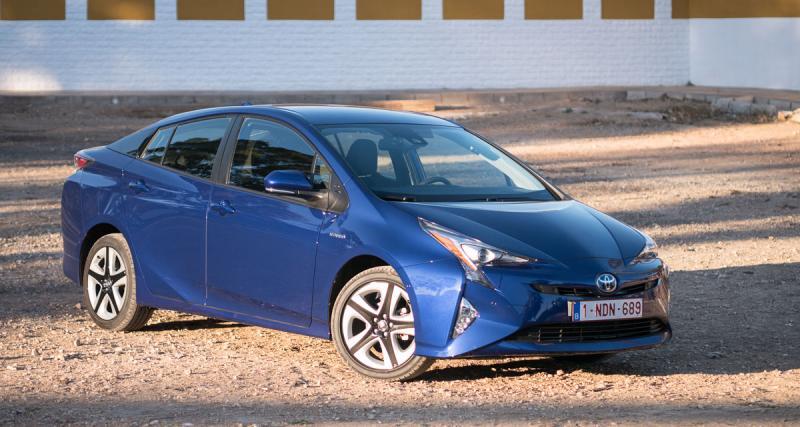 Essai : Toyota Prius 2016