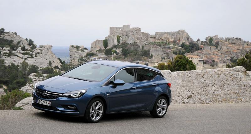Opel Astra : la voiture de l'année 2016 à l'essai