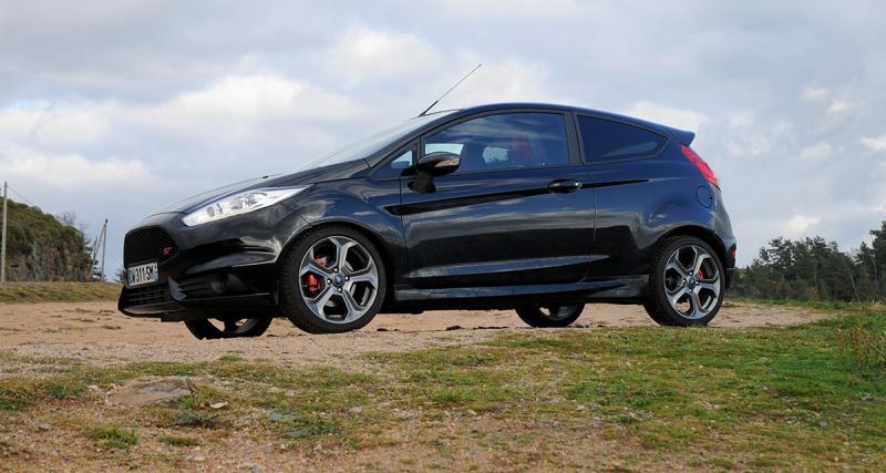 Essai Ford Fiesta ST