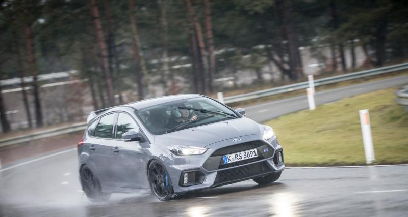 Premiers tours de roues à bord de la nouvelle Ford Focus RS
