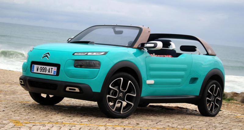 Essai : Citroën Cactus M