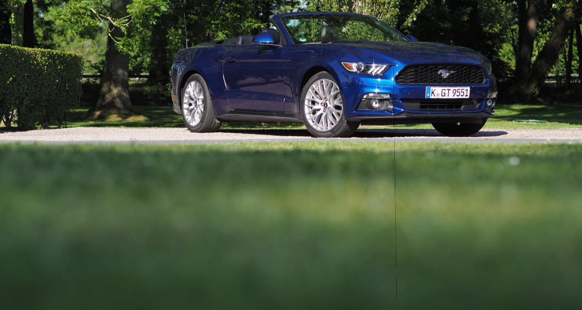 Essai : Ford Mustang Convertible 2.3 EcoBoost
