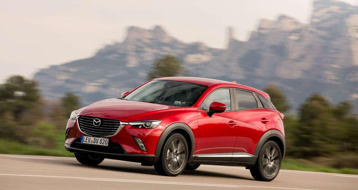 Essai : Mazda CX-3