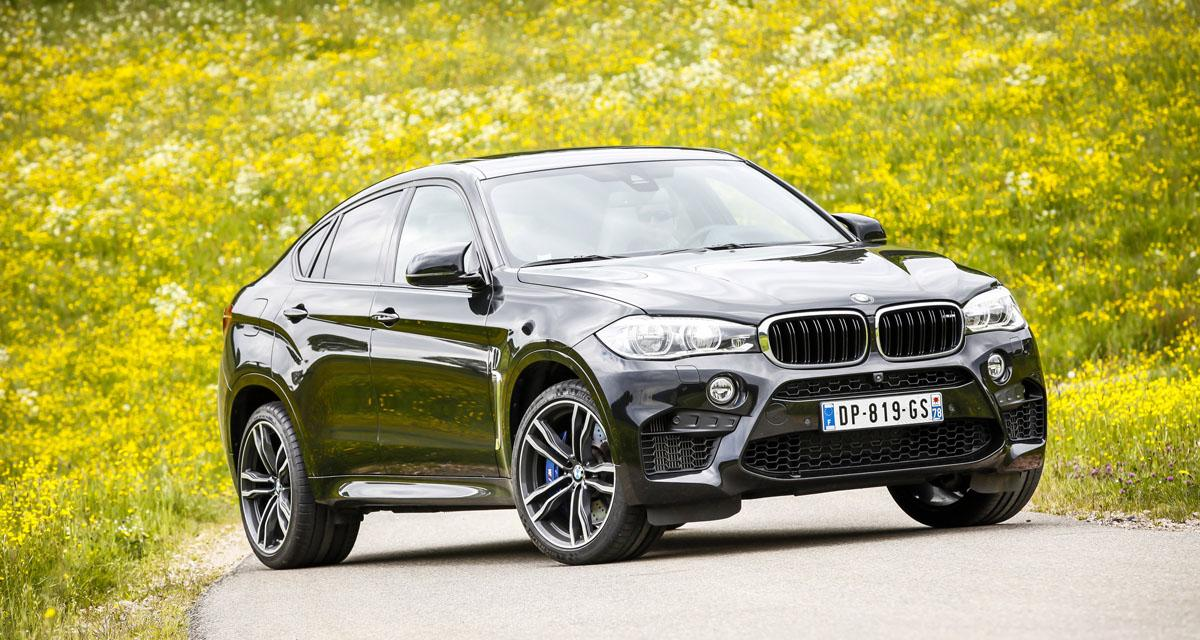 essai bmw x6 m. Black Bedroom Furniture Sets. Home Design Ideas
