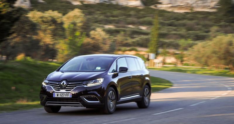 Essai : Renault Espace 5