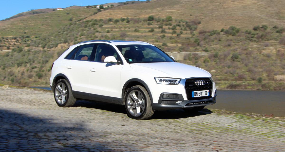 Essai Audi Q3 (2015)