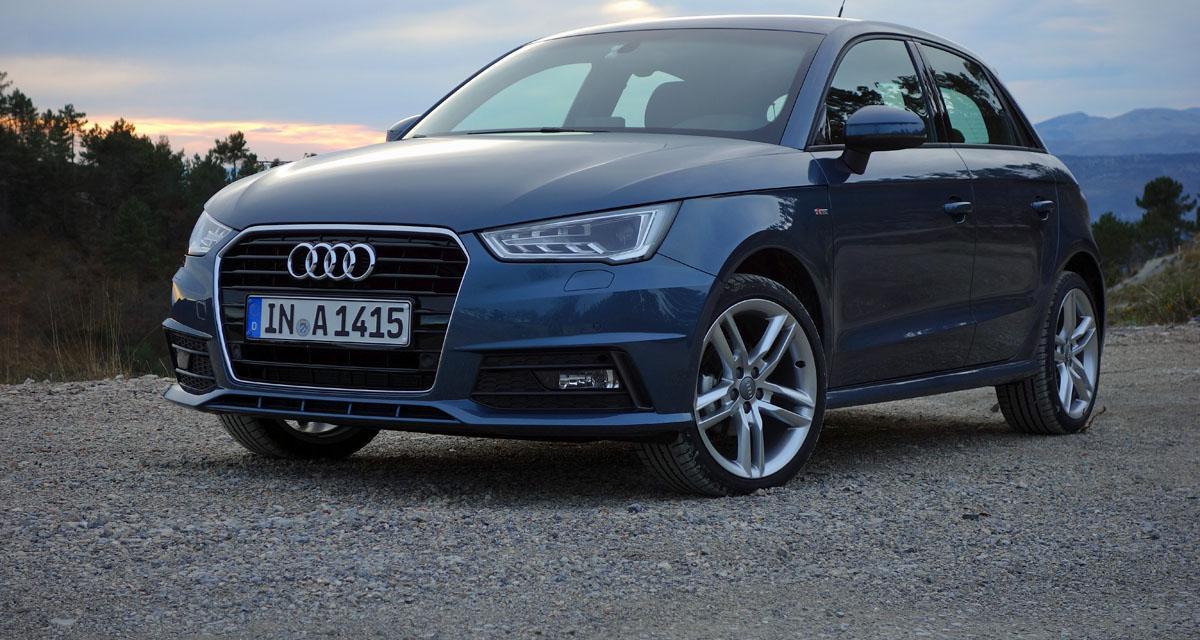 Essai : Audi A1 Sportback 1.0 TFSI 95 ch