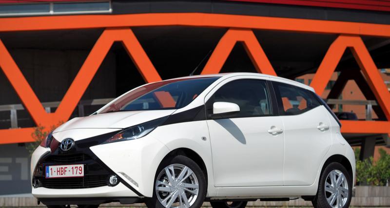 Essai : Toyota Aygo 2 (2014)