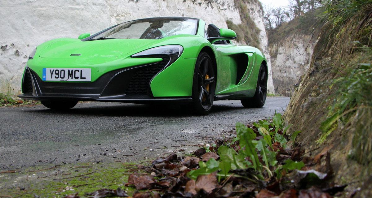 Essai McLaren 650S : Hulk