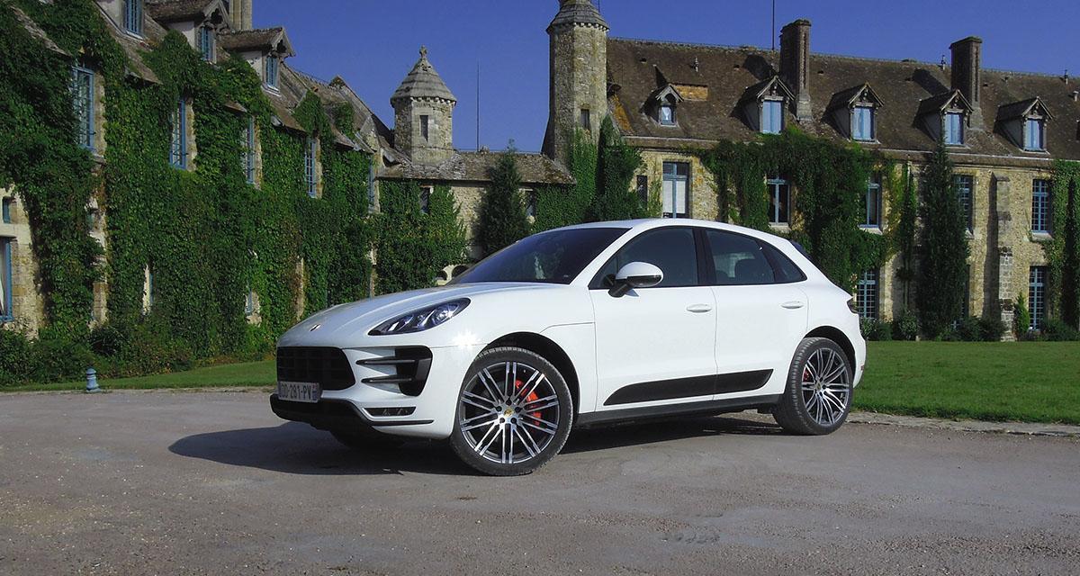 Essai : Porsche Macan Turbo