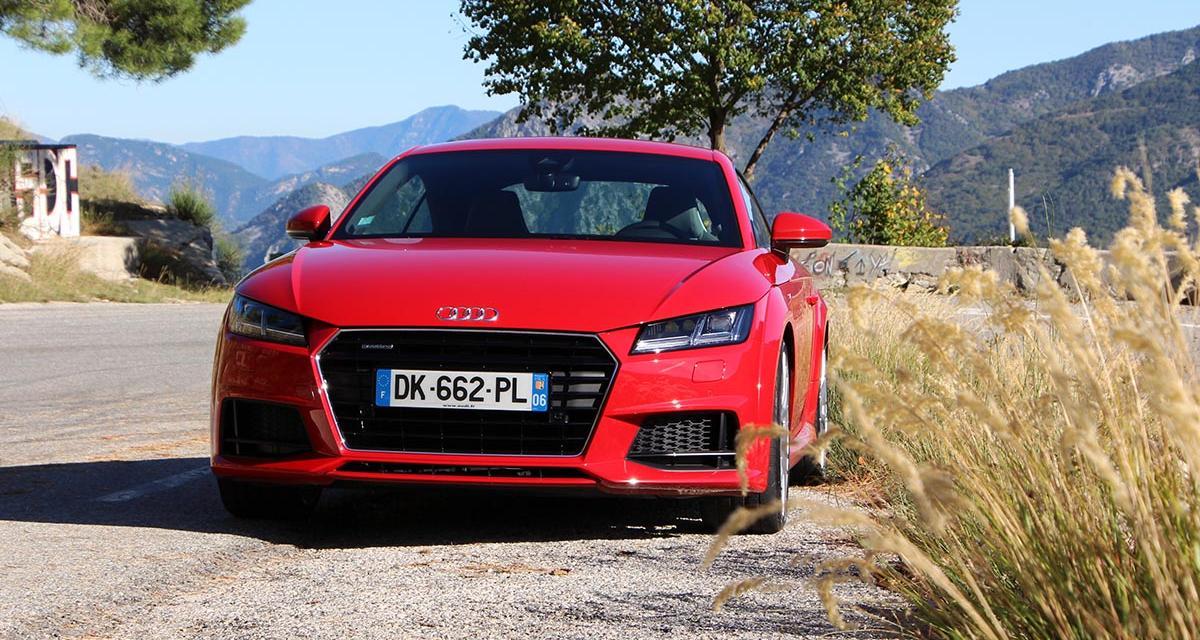 Essai Audi TT 2.0 TFSI