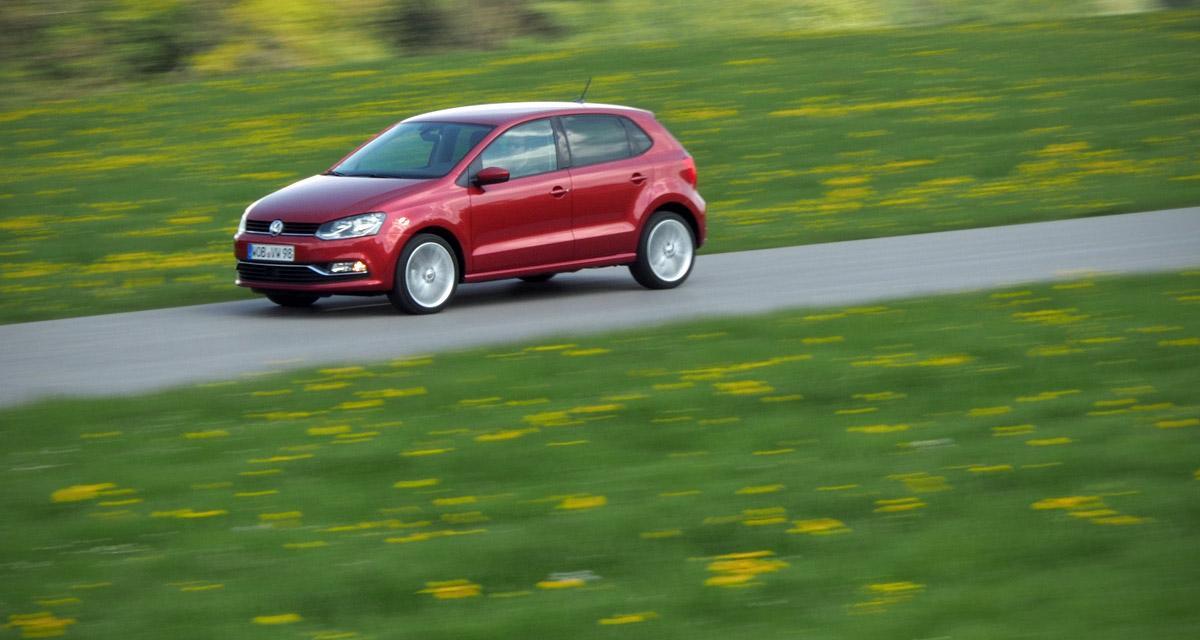 Essai : Volkswagen Polo restylée (2014)