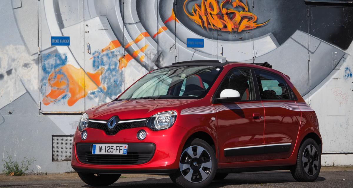 Essai : Renault Twingo (2014)