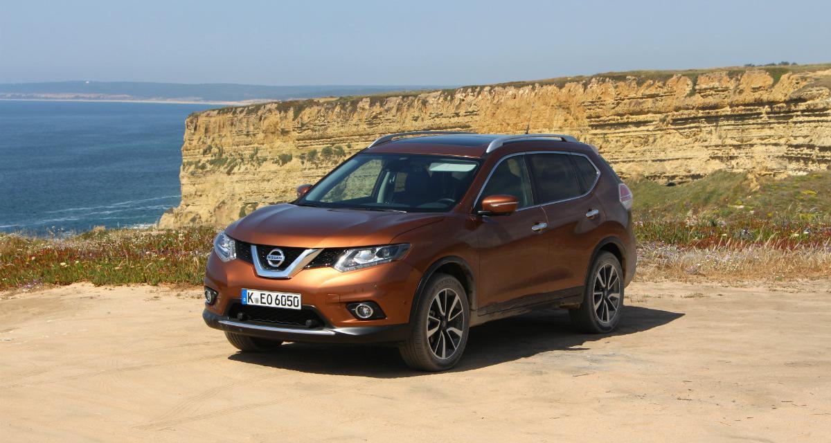 Essai Nissan X-Trail : le Qashqai prend du volume