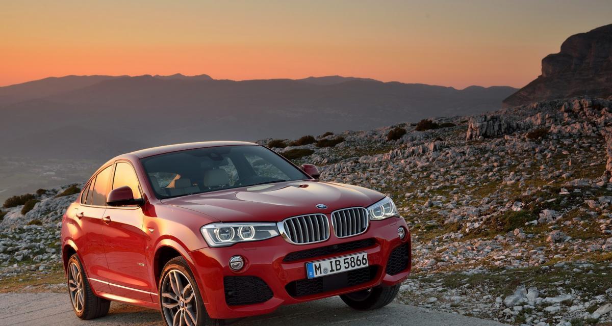 Essai vidéo : BMW Série 4 Gran Coupé et X4