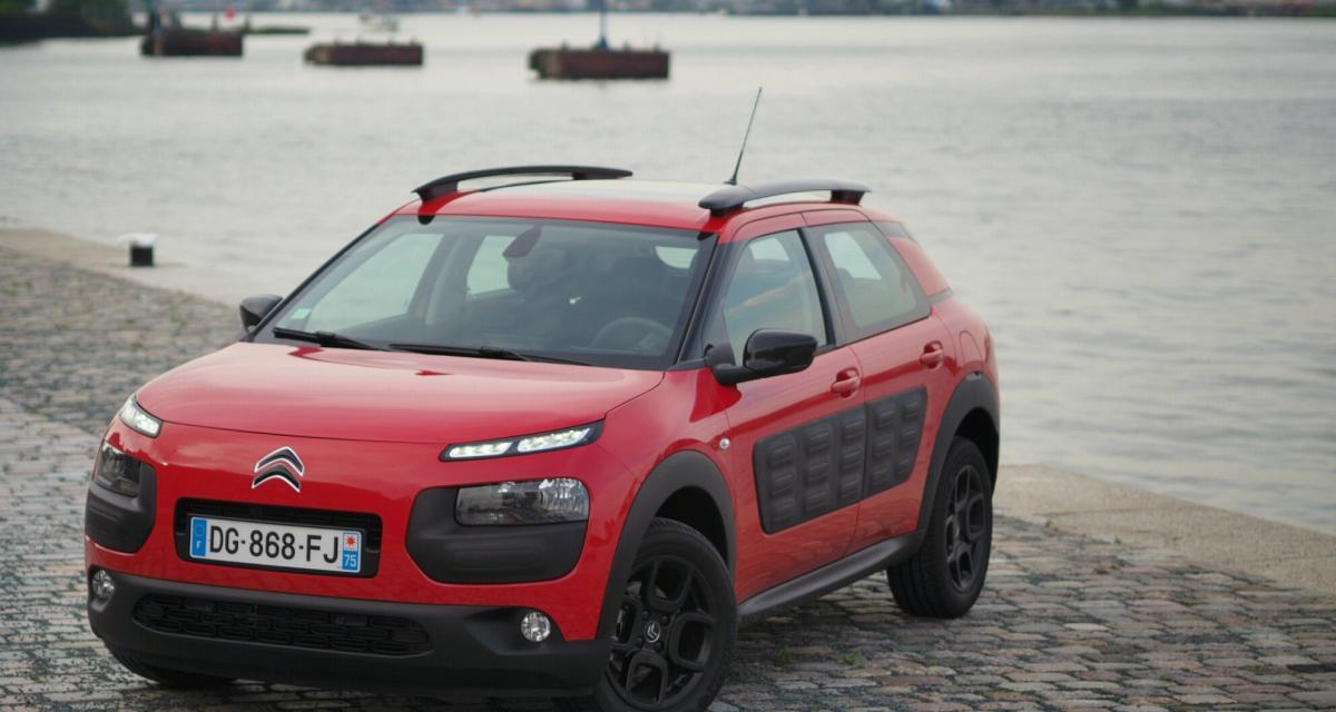 Essai : Citroën C4 Cactus