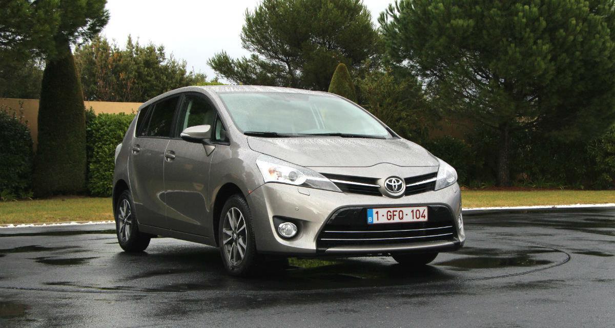 Essai Toyota Verso 1.6 D-4D 112 (2014)