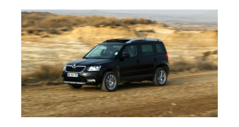 recherche skoda yeti. Black Bedroom Furniture Sets. Home Design Ideas