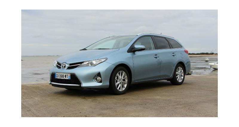 Essai : Toyota Auris Touring Sports