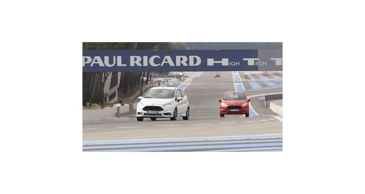 Essai circuit : Ford Fiesta ST et Caterham 1.0 EcoBoost