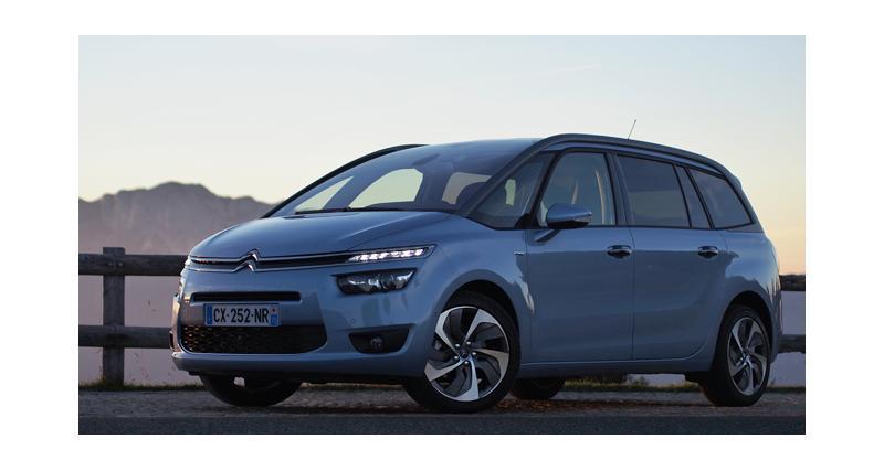 Essai : Citroën Grand C4 Picasso