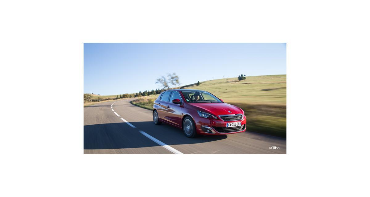 Essai : Peugeot 308 e-HDi 115