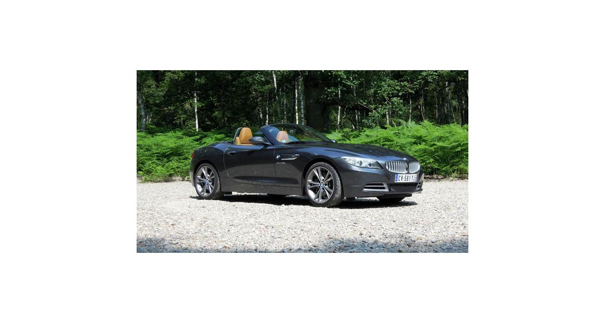 essai bmw z4 sdrive 35i l 39 image et le son. Black Bedroom Furniture Sets. Home Design Ideas