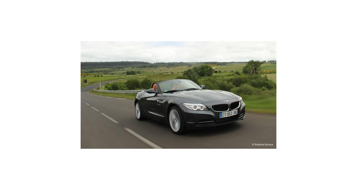 Essai : BMW Z4 sDrive 18i (2013)