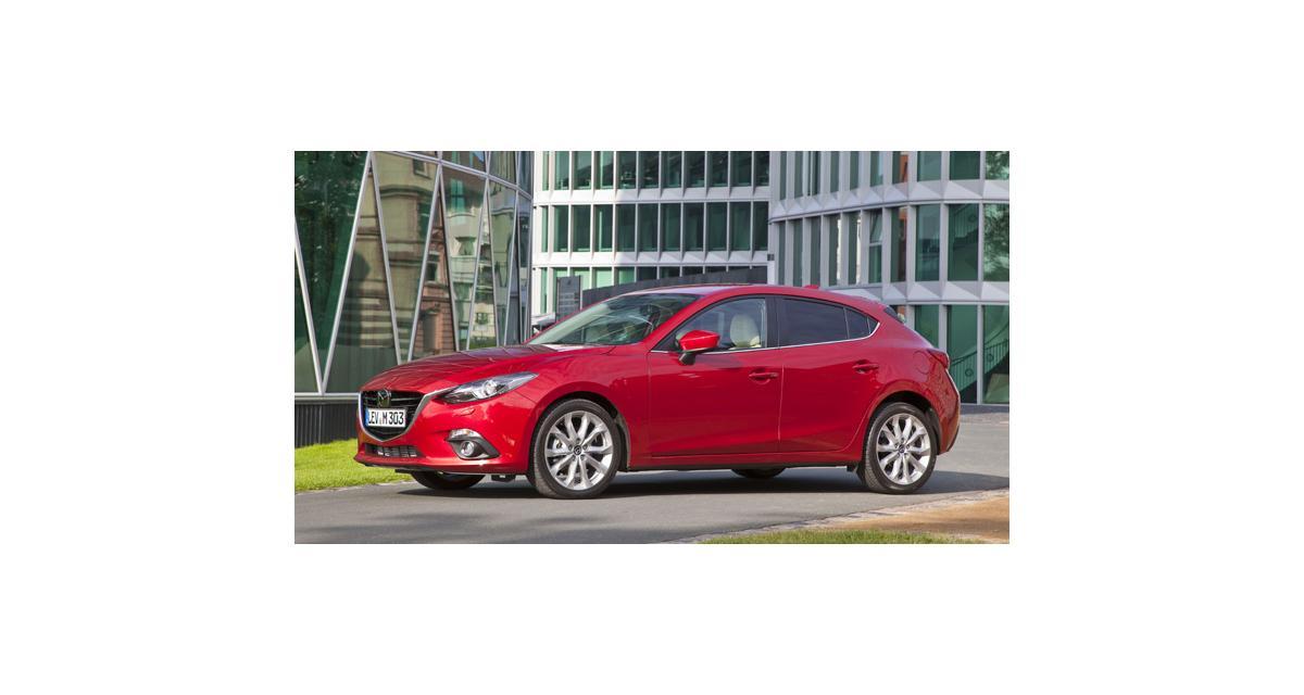 Essai : nouvelle Mazda3, premier contact