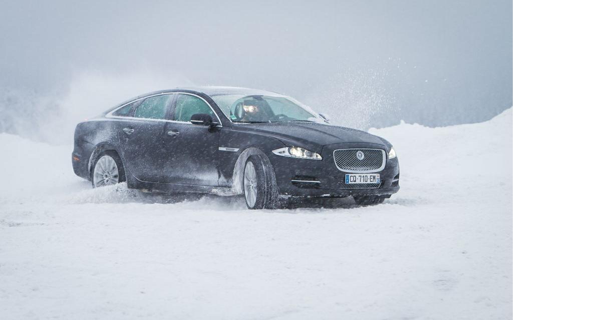 Essai nouvelle Jaguar XJ AWD : le changement, c'est maintenant