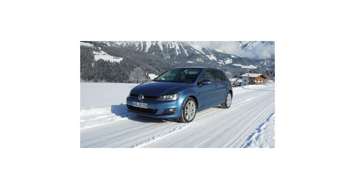 Essai : nouvelle Volkswagen Golf 4Motion 2.0 TDI 150
