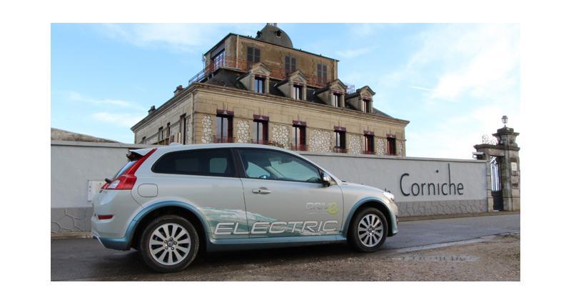 Notre essai exclusif de la Volvo C30 Electric