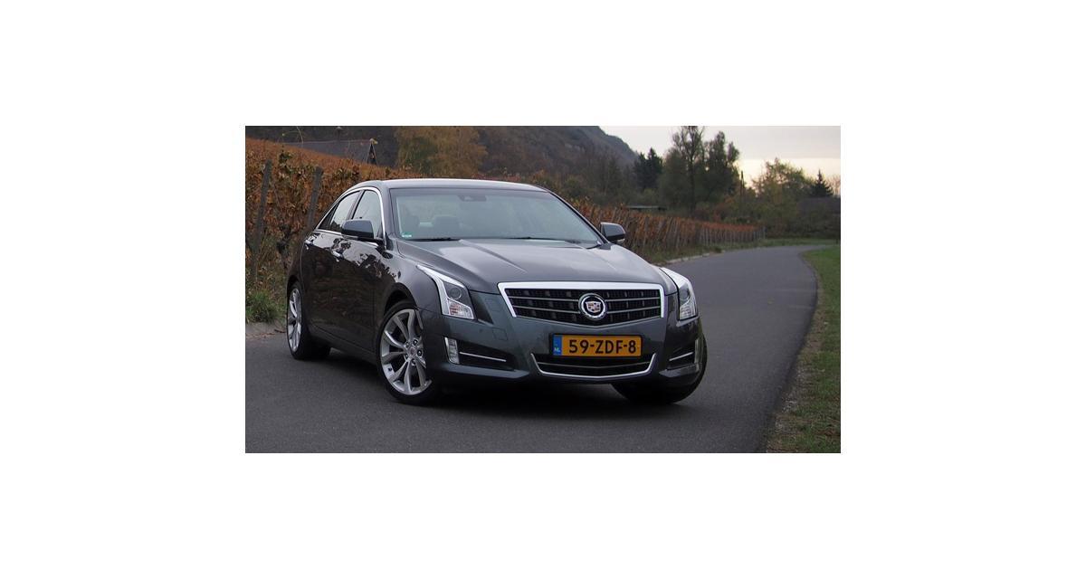 Essai : Cadillac ATS 2.0T 276 ch