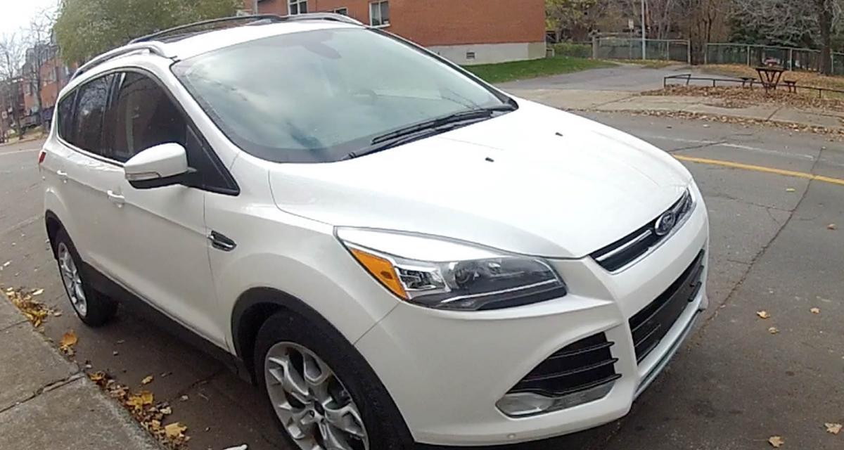 Nouveau Ford Kuga (2013) : notre essai en avant-première aux Etats-Unis