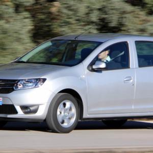 Essai : Dacia Sandero, Logan et Sandero Stepway (2013)