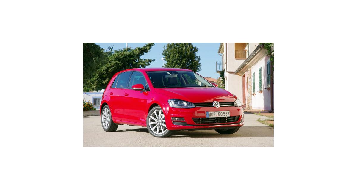 Essai : Volkswagen Golf VII 2.0 TDI 150
