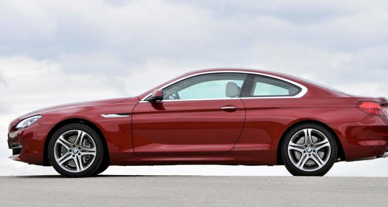 Essai : BMW 640d