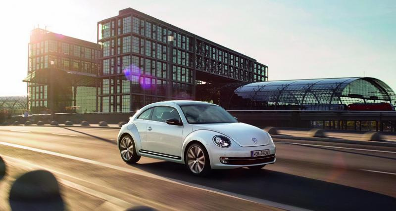 Essai : Volkswagen Coccinelle 1.2 TSI 105 ch