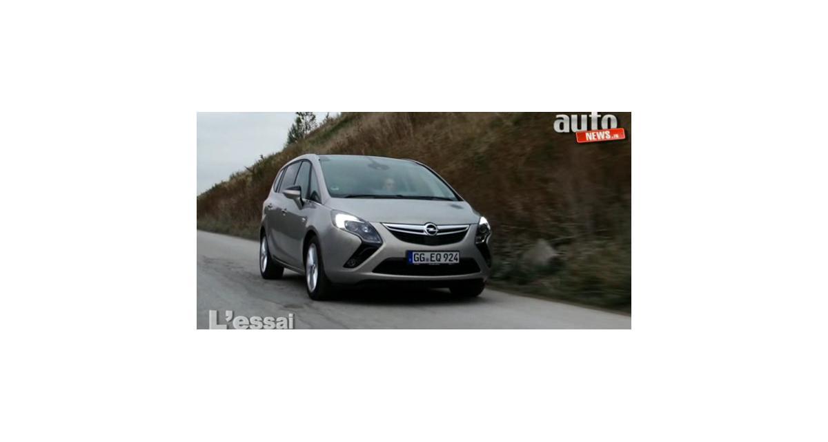 Opel Zafira Tourer 2.0 CDTi 165 ecoFLEX 165 ch