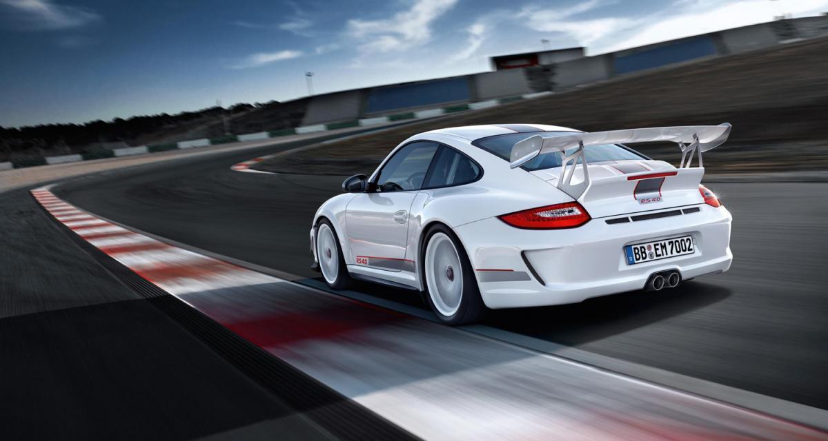 Essai Porsche 911 GT3 RS 4.0