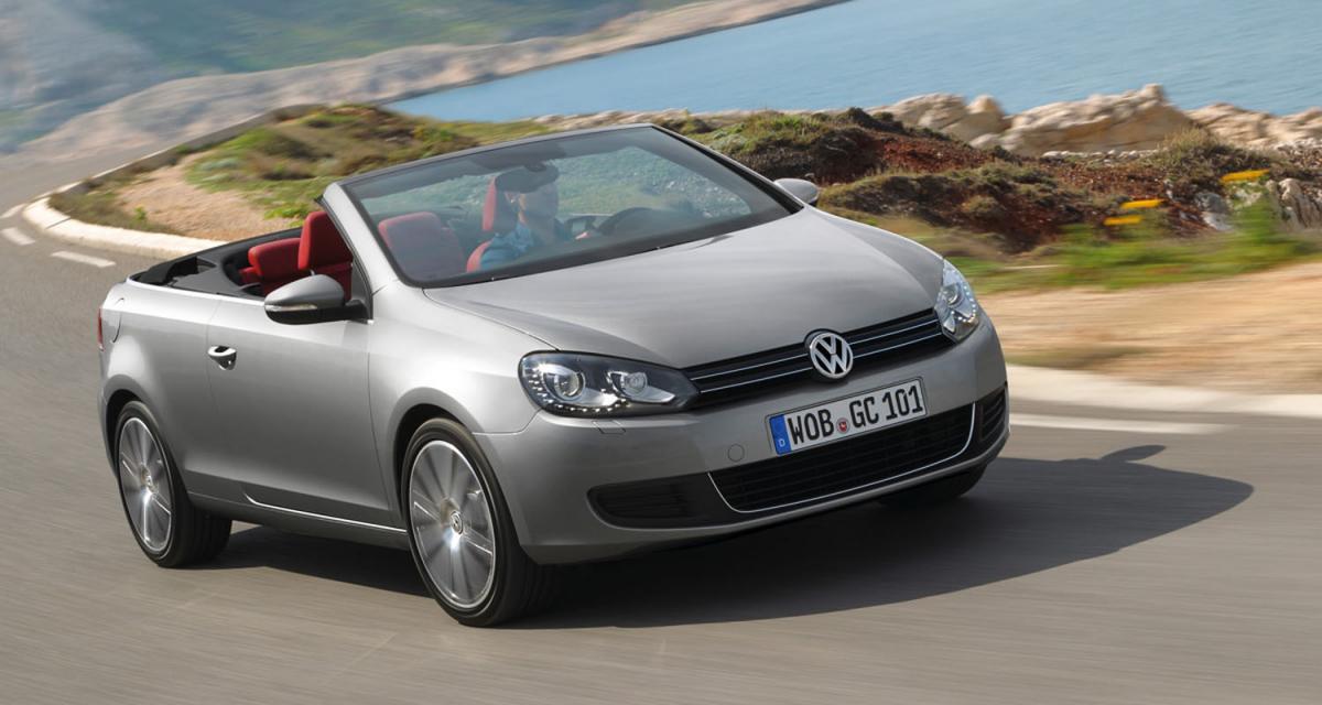 Essai Volkswagen Golf Cabriolet 1.4 TSI 160 DSG Carat Edition